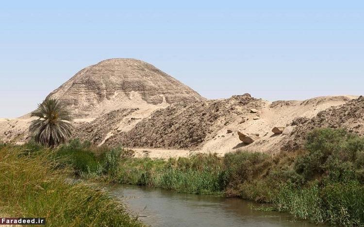 فَیّوم، مصر - قدمت آن به حدود 4000 سال پیش از میلاد بازمیگردد