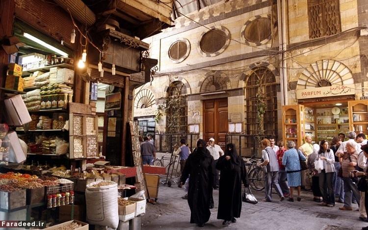 دمشق، سوریه - قدمت آن به حدود 4300 سال پیش از میلاد بازمیگردد