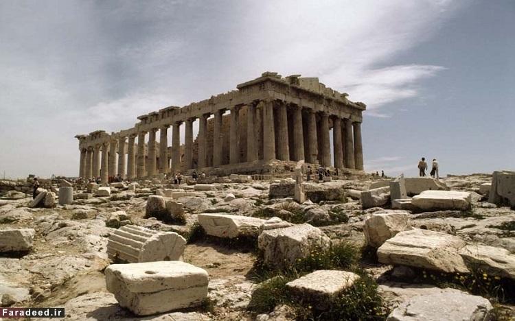 آتن، یونان - قدمت آن به حدود 1400 سال پیش از میلاد بازمیگردد