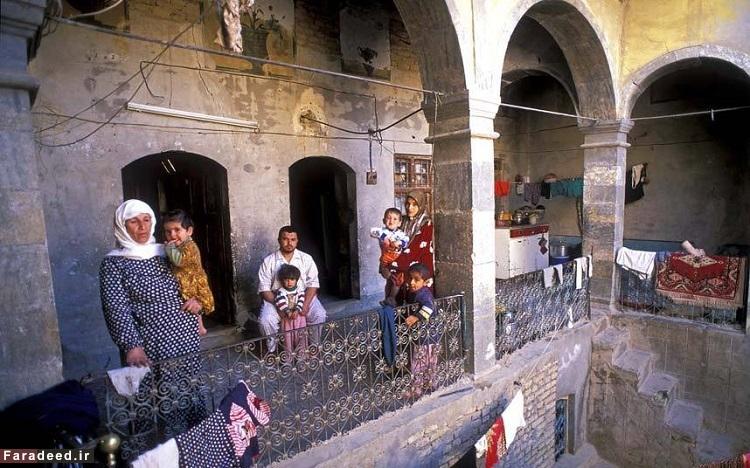 کرکوک، عراق - قدمت آن به حدود 2200 سال پیش از میلاد بازمیگردد