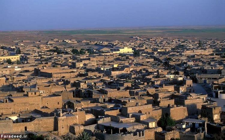 اربیل، عراق - قدمت آن به حدود 2 سال پیش از میلاد بازمیگردد