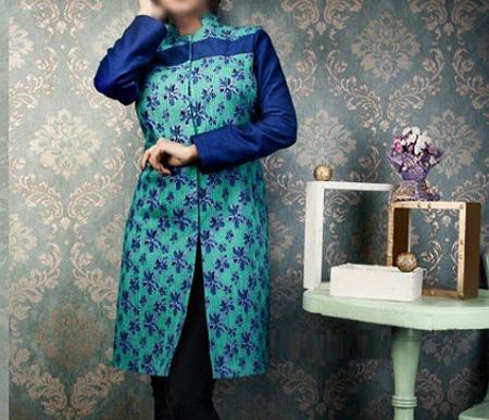 جدیدترین مدل مانتوهای ایرانی