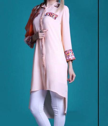 مدل مانتو بلند ایرانی