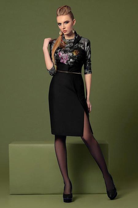 Dress 2016 18 مدل لباس مخصوص زنان و دختران جوان شیک روسی Noche Mio