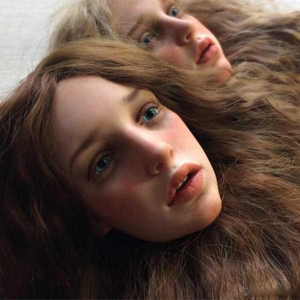 عروسک های زیبای انسان نما که شبیه به دختر و زن واقعی هستند