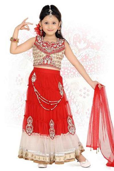 مدل لباس نیم تنه دامن زیباترین مدل لباس هندی مجلسی بچه گانه