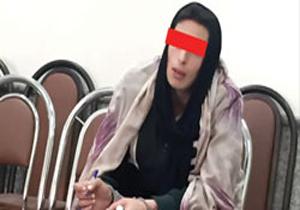 توبه دختر 30 ساله درشت هیکل مردنما با تیپ مردانه!