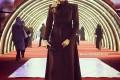عکس مریم معصومی با تیپ خاص و جذاب در کاخ جشنواره فجر