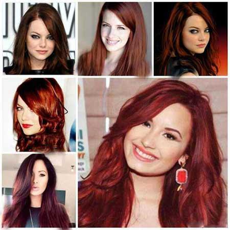 رنگ مو جدید زنان ایرانی