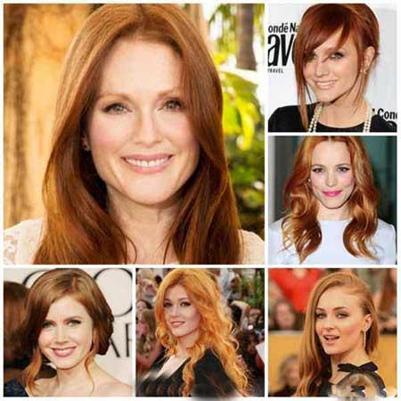 مدل رنگ موی جدید سال 2016