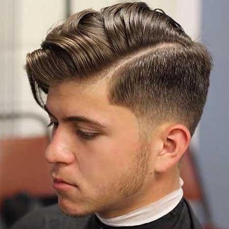 جدیدترین مدل موهای شیک مردانه تاپ ناز