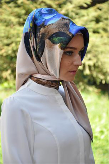 روسری برند Armine