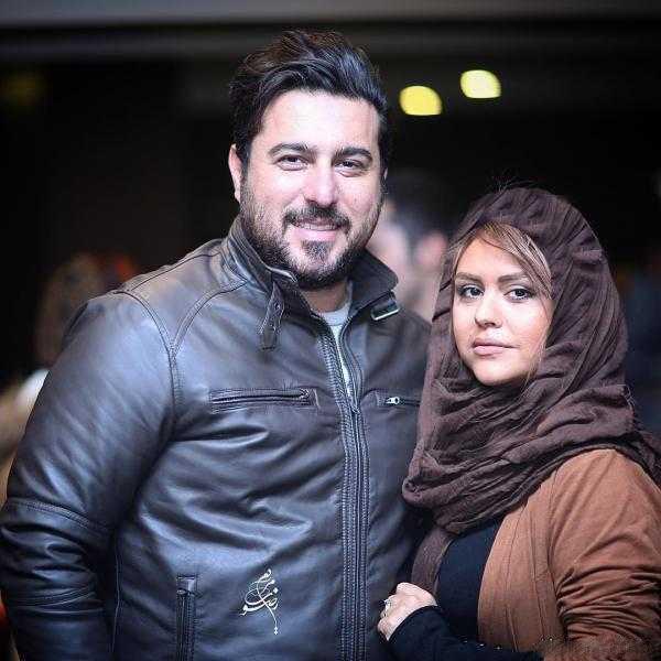 عکس های جدید و دیدنی محسن کیایی و همسرش