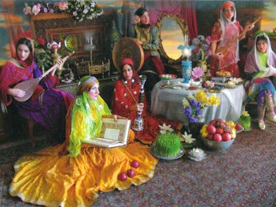 عید نوروز در ایران باستان چگونه بود؟