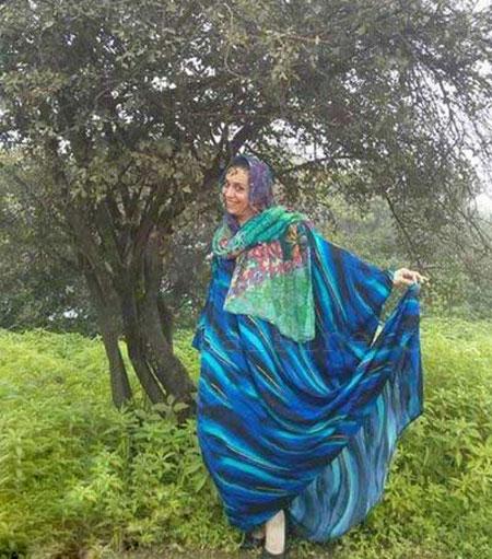 کشف حجاب جنجالی زنی که بازرس صدا و سیما بود!