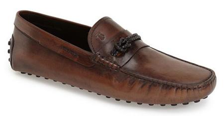شیک ترین مدل کفش مجلسی مردانه برند Tod's Morsetto Driving Loafers