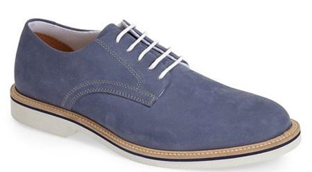مدل کفش مجلسی جیر مردانه 1901 Richmond Blue Bucks
