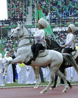 آداب و رسوم مردم ترکمنستان در نوروز