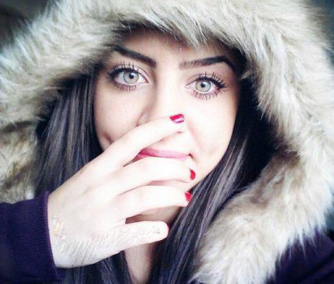 عکس دختر عراقی زیبا