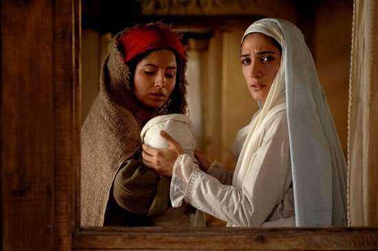 عکس بهارک صالح نیا در فیلم پرواز فاخته جم تی وی