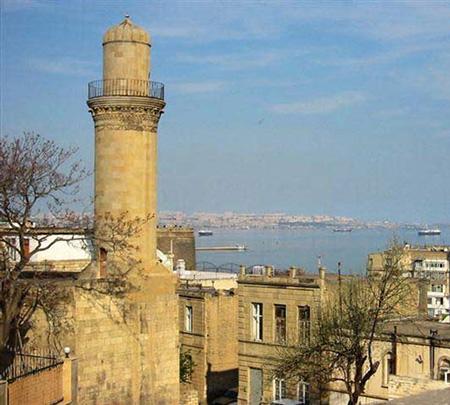 دیدنی های شهر باکو در کشور آذربایجان