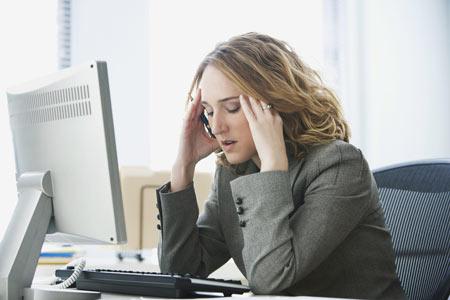 کاهش وزن,کم کردن وزن,تاثیر استرس بر کاهش وزن