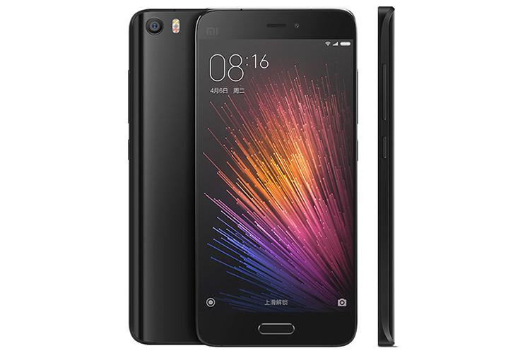 گوشی Mi5 Xiaomi پرچم دار شیائومی با دوربین 16 و پردازنده اسنپدراگون 820 معرفی شد