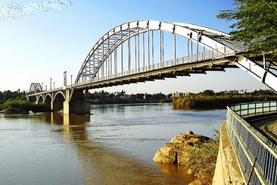 خبر جنجالی خودکشی دختر اهوازی روی پل معلق