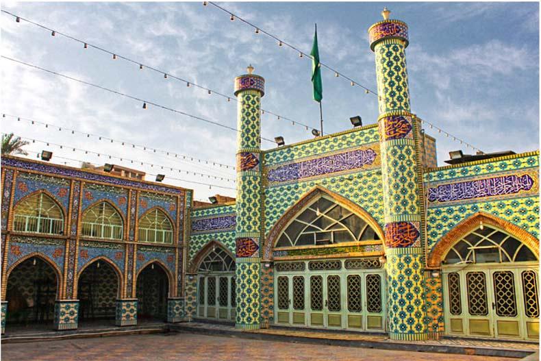 مسجد میاندره
