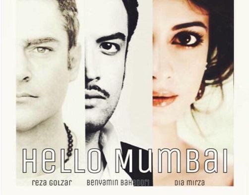 عکس جدید از پوستر فیلم سلام بمبئی