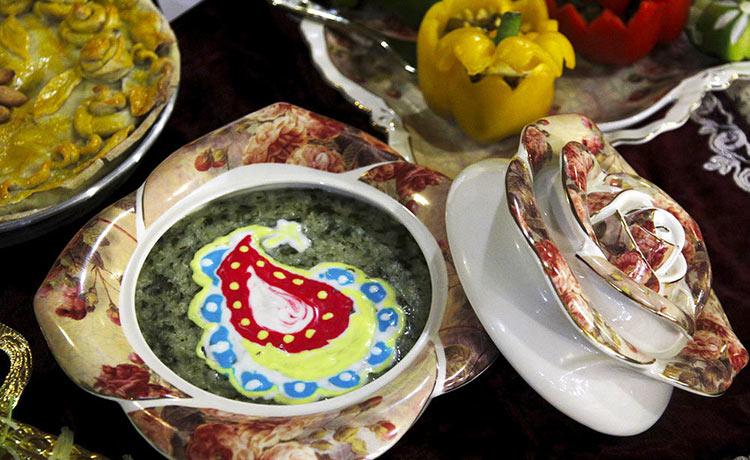 غذای بومی کردستان