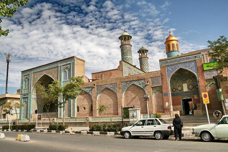 مسجد دارلاحسان