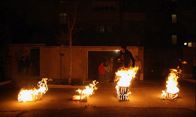 مردم شهرهای مختلف ایران در چهارشنبه سوری چه رسومی دارند؟