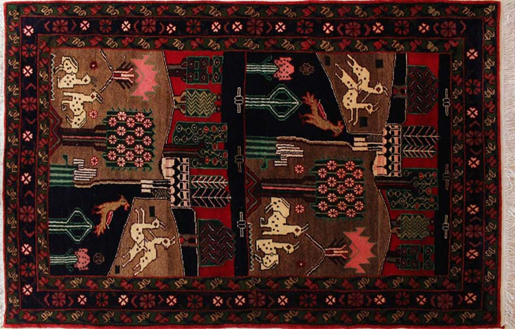 قالی کردستان
