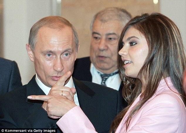 عکس های معشوقه جوان رئیس جمهور روسیه که مدیر روزنامه ورزشی شد