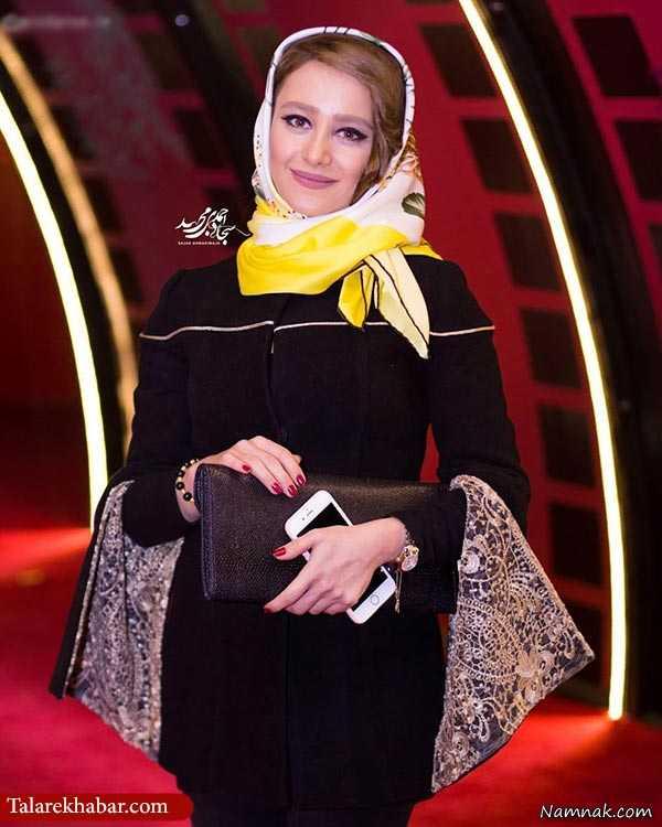 الناز حبیبی بازیگر جذاب ایرانی مدل شد