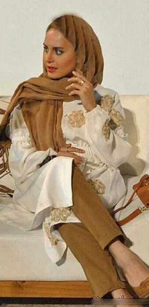 الناز شاکردوست, مدل لباس مدل پالتو و مدل مانتو الناز شاکردوست