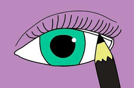 3 نوع خط چشم زیبا برای خانم های مبتدی