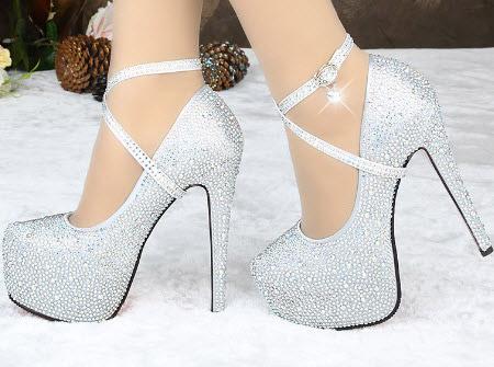 Formal shoes 10 کفش مجلسی مخصوص زنان و دختران جوان 2