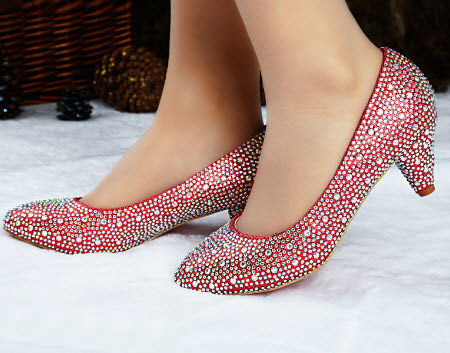 Formal shoes 11 کفش مجلسی مخصوص زنان و دختران جوان 2