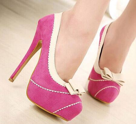Formal shoes 15 کفش مجلسی مخصوص زنان و دختران جوان 2