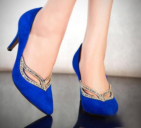 جدیدترین مدل کفش مجلسی زنانه