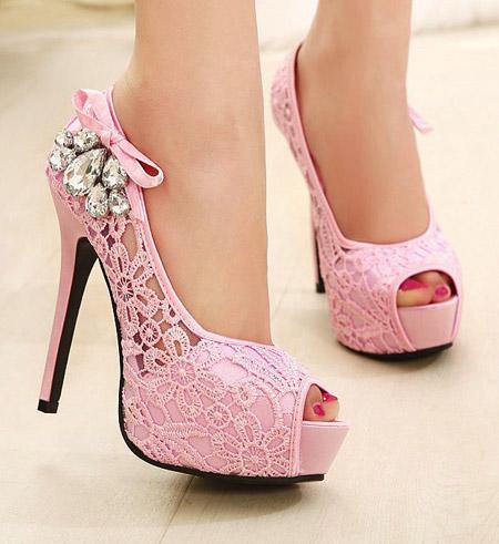 شیک ترین مدل کفش مجلسی زنانه
