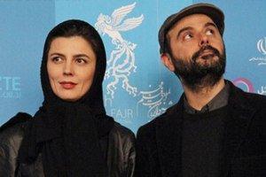 لیلا حاتمی از همسرش علی مصفا جدا شد؟