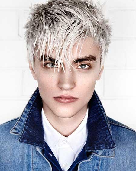 جدیدترین مدل های مو مردانه