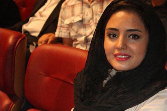 نرگس محمدی بازیگر سریال زعفرانی: از نوروز لذت ببرید