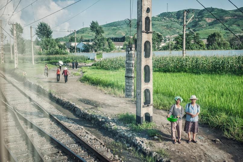 عکس های لو رفته از مخوف ترین کشور دنیا کره شمالی!