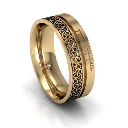 مدل های حلقه نامزدی جذاب عروس و دامادها