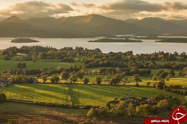 عکس های دیدنی از کشور اسکاتلند کشور افسانه ها