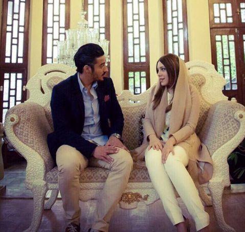 عکس رضا قوچان نژاد و همسرش سروین بیات